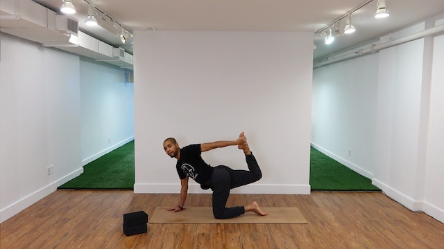 30 Minute Power Yoga Flow with Brandon Dawson-Jarvis
