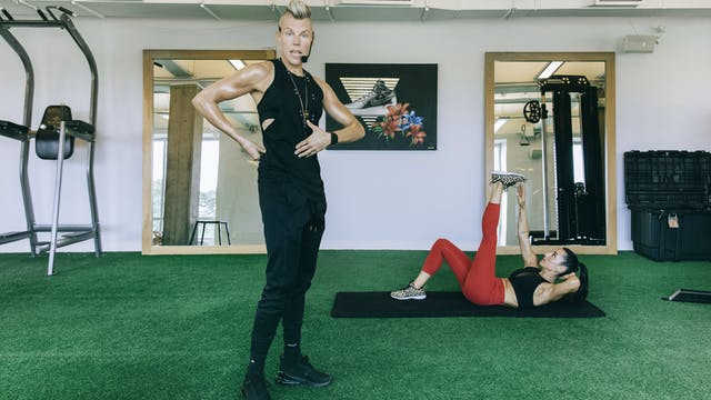 CARDIO+ABS with PUMP Fitness - 01/14