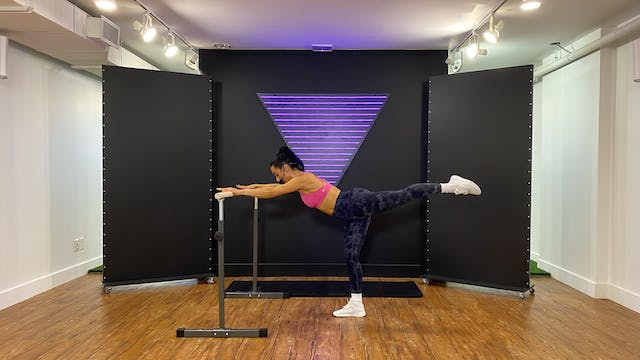 SCULPT NATION Cardio and Chair Barre ...