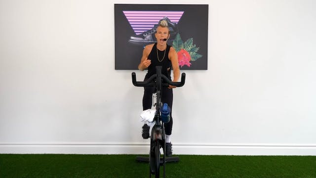 ELEVATE SPIN RIDE