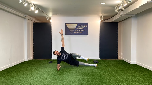 Full Body Strength with Cowan Austrie - 08/13