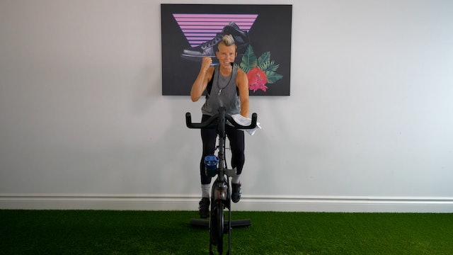 RISE SPIN RIDE