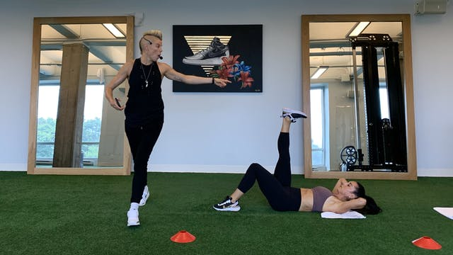 CARDIO+ABS with PUMP Fitness - Septem...