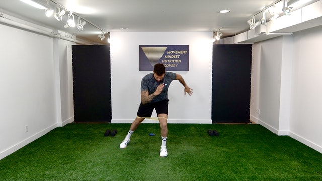 Full Body Strength with Cowan Austrie - 06/18