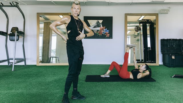 CARDIO+ABS with PUMP Fitness