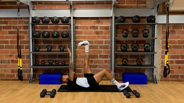 Lower Body and Core Strength with Cowan Austrie - August 21, 2020