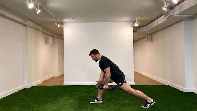 Full Body Strength with Vaggelis Troulis - 03/09