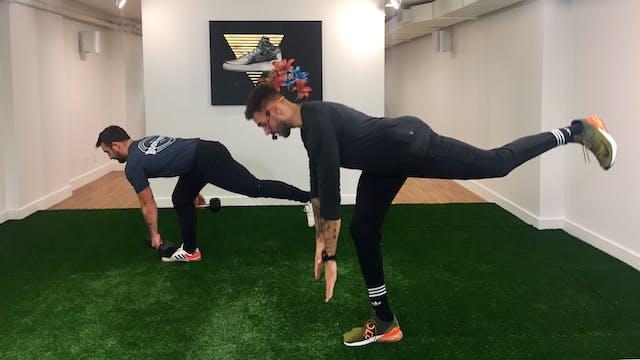 Full Body Strength with Cowan Austrie - 12/04