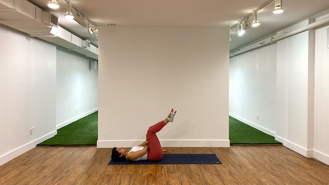 PILATES #3: Stability & Working the Limb Extremities