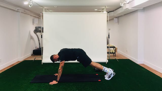 Lower Body and Core Strength with Cow...