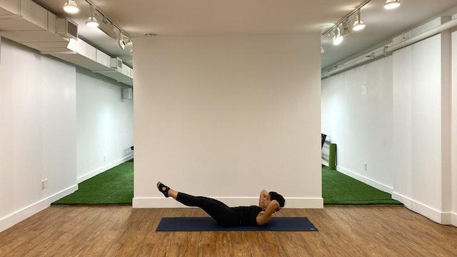 PILATES #1: Flexion & Extension