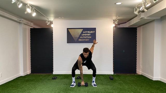 Full Body Strength with Cowan Austrie - 07/30