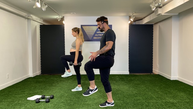Full Body Strength with Vaggelis Troulis - 06/15