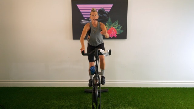 SWEAT SPIN RIDE