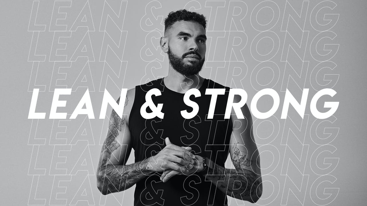 BUNDLE - Lean & Strong w Cowan