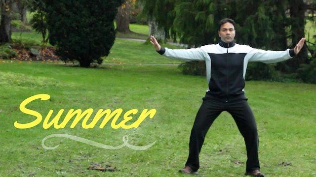 Summer Routine (18 mins)