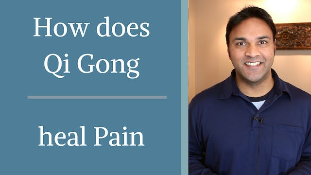 How Qigong can Help Pain - the Pain Body