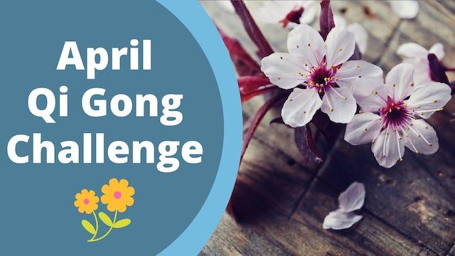 April Challenge (9 mins)