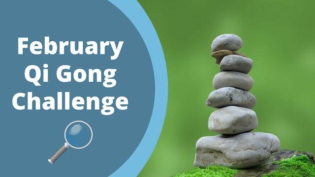 February Challenge (3 mins)
