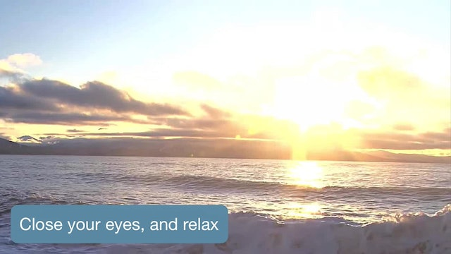 Day 2 Meditation - Muscle Relaxation (13 mins)
