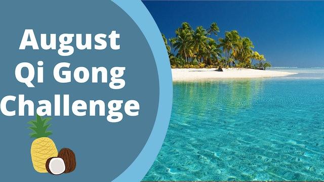 August Challenge (3 mins)