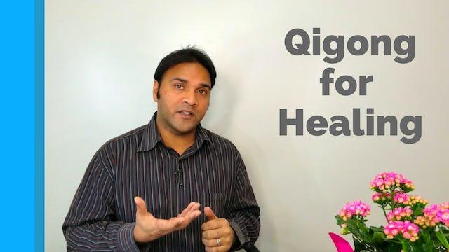 Qigong for Healing (5 mins)