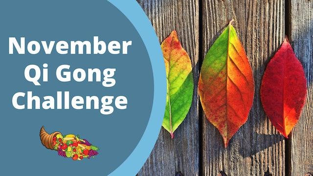 November Challenge (4 mins)