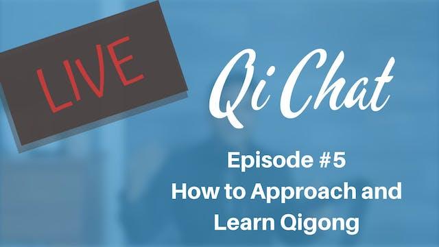 August 2019 Qi Chat (77 mins)