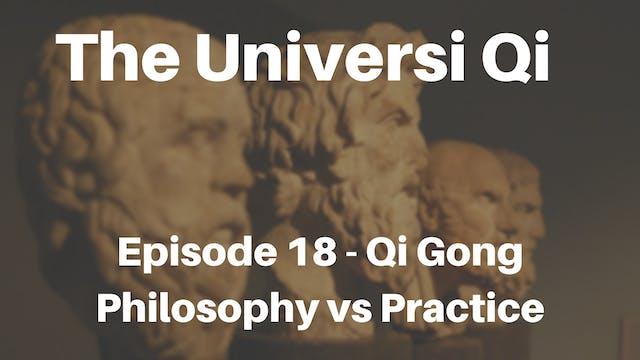 Universi Qi Episode 18 - Philosophy v...