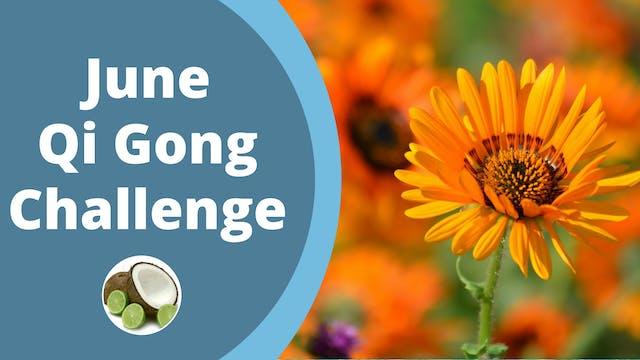 June Challenge (5 mins)