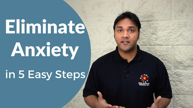 5 Steps to Anxiety Reduction (7 mins)