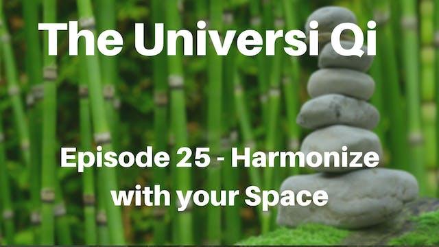 Universi Qi Episode 25 - Harmonize wi...