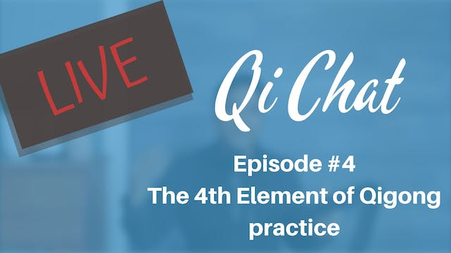 July Qi Chat (1hr 23min)