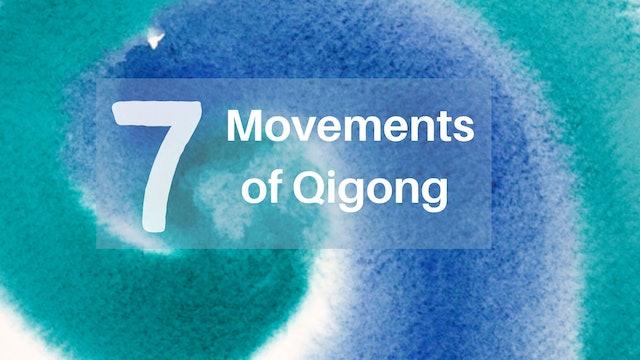 7 Movements of Qigong Practice (19 mins)