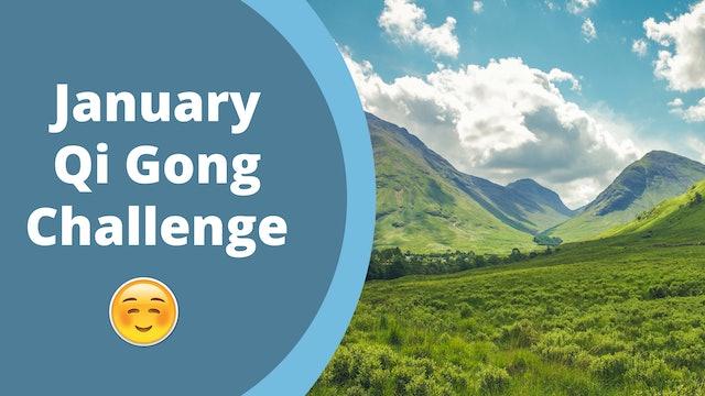 January Challenge (5 mins)