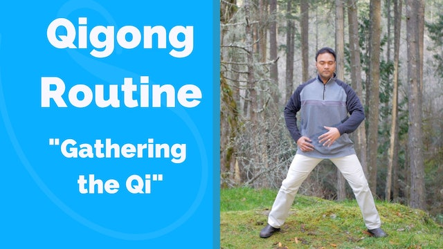 Gathering the Qi (9 mins)