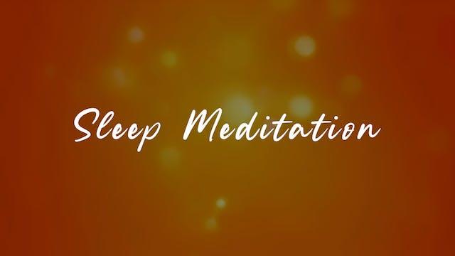 Sleep Meditation (8 mins)