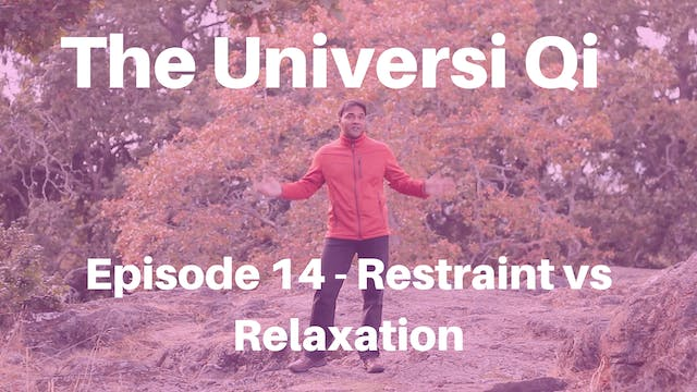 Universi Qi Episode 14 - Restraint vs...