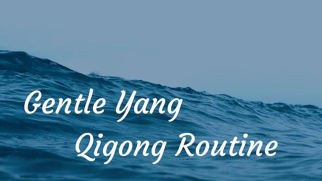 Gentle Yang Qigong (18 mins)