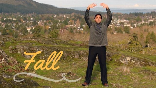 Fall Qi Gong (21 mins)