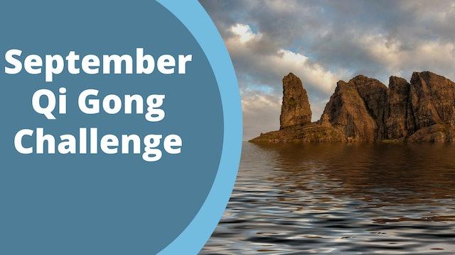 September Challenge (4 mins)
