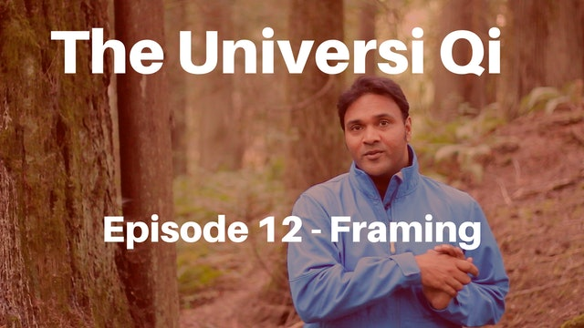 Universi Qi Episode 12 - Framing our Experiences (5 mins)