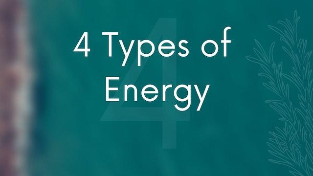 4 Types of Energy (17 mins)