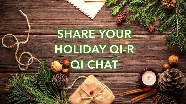 Holiday Qi-R Gathering (62 mins)