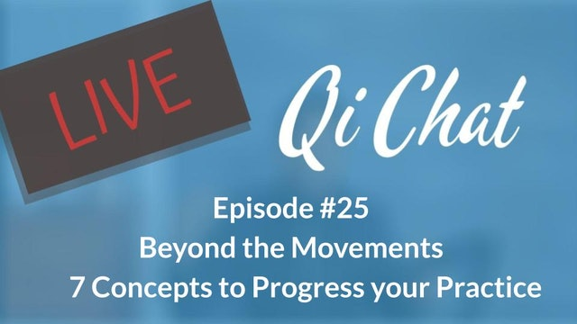April Qi Chat - Beyond the Movement (70 mins)