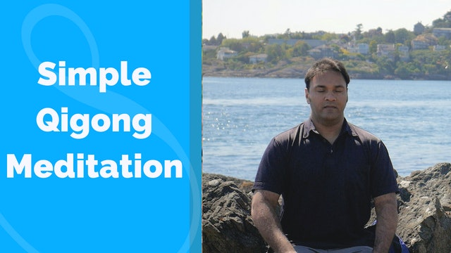 Simple Qigong Meditation (9 min)