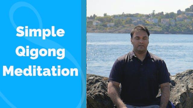Simple Qigong Meditation (9 min)
