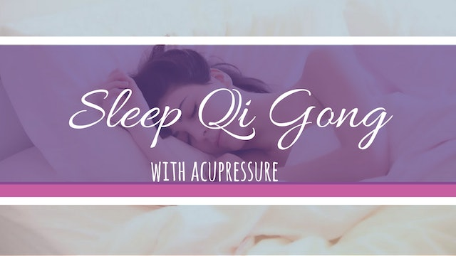 Sleep Routine with Acupressure (18 mins)