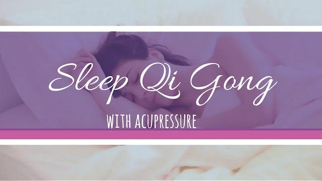 Sleep Routine with acupressure (18 mins)
