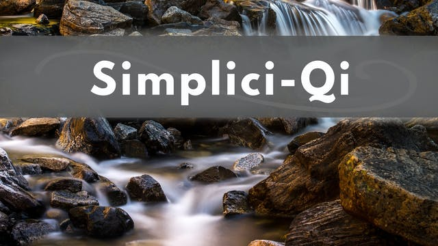 Simplici-Qi Daily Practice (28 mins)
